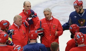 Товарищеский матч между Россией и Швейцарией отменен