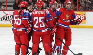 Женская сборная России одержала непростую победу над Германией в Сочи