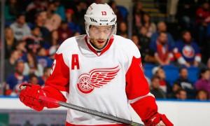 Павел Дацюк в матче с «Тампой» набрал свое восьмисотое очко в НХЛ