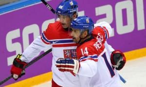 Яромир Ягр помог своей сборной обыграть Латвию