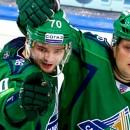 «Салават Юлаев» благодаря шайбе Теему Хартикайнена победил «Ак Барс»