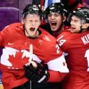 Сборная Канады — Олимпийские Чемпионы 2014