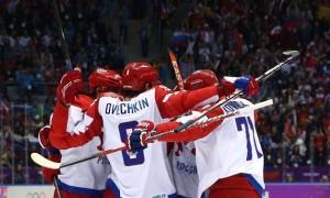 СОЧИ 2014: прогнозы на матч Россия — Словакия