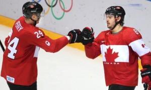 Сборная Канады второй раз кряду выходит в финал Олимпиады