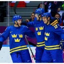 Швеция обыграл Чехию на Олимпиаде в Сочи