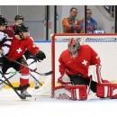 Швейцария дожала Латвию за 8 секунд до конца матча на Олимпиаде в Сочи