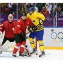 Шведы обыграли швейцарцев с футбольным счетом на Олимпиаде