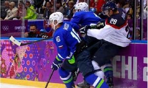 Сборная Словении неожиданно обыграла Словакию на Олимпиаде в Сочи