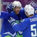 Словения впервые в истории вышла в четвертьфинал Олимпиады