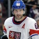 Чехия вышла в 1/4 финала Олимпиады в Сочи, где сыграет с США