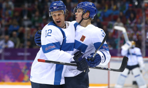 Финляндия не встретила сопротивления со стороны Норвегии в Сочи