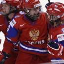 Женская сборная России вышла в четвертьфинал Олимпиады в Сочи