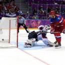 Сборная России сыграет в 1/8 финала на Олимпиаде в Сочи