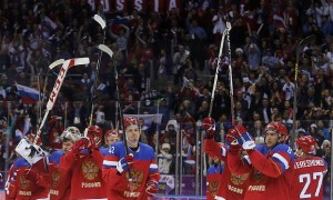СОЧИ 2014: прогнозы на матч Россия — Финляндия