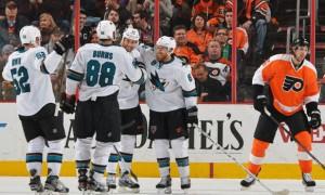 Два хет-трика игрового дня в НХЛ (видео)