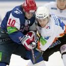 СКА обыграль Северсталь в контрольном матче