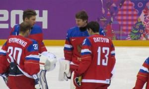 Павел Дацюк сыграет со сборной Словении