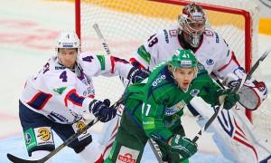 «Салават Юлаев» вышел вперед в серии плей-офф с «Торпедо»