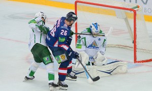 Салават Юлаев» победил в Нижнем Новгороде и сравнял счет в серии