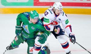 «Салават Юлаев» пробился в четвертьфинал плей-офф, обыграв «Торпедо»