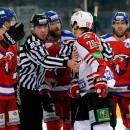 Хоккеисты «Льва» не хотят лететь в Донецк, КХЛ грозит техническим поражением