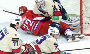 «Локомотив» разобрался со СКА в Ярославле и повел в серии