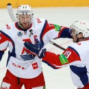 «Локомотив» выиграл в Санкт-Петербурге» и повел в серии