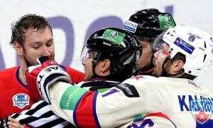 «Локомотив» прошел СКА и стал полуфиналистом Кубка Гагарина
