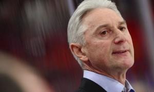 Билялетдинов уволен с поста главного тренера сборной России по хоккею