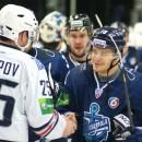 «Адмирал» во Владивостоке вырвал победу у «Магнитки» в овертайме