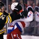 «Вашингтон» потерпел поражение в Бостоне