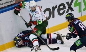 «Сибирь» вышла в четвертьфинал Кубка Гагарина
