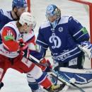 «Локомотив» не пустил «Динамо» в четвертьфинал плей-офф Кубка Гагарина