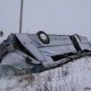 Автобус с болельщиками «Торпедо» попал в ДТП, есть жертвы