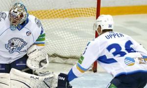«Барыс» вышел в четвертьфинал плей-офф Кубка Гагарина
