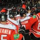 «Донбасс» выиграл в первом матче плей-офф у рижского «Динамо»