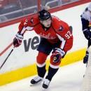 Евгения Кузнецова признали лучшим игроком матча «Вашингтон» — «Ванкувер»