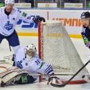 «Магнитка» обыграла «Адмирал», «Ак Барс» справился с «Сибирью» и другие результаты плей-офф
