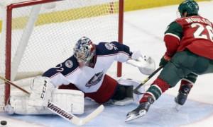 Сергей Бобровский стал первой звездой недели в НХЛ