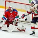 СКА в следующем раунде плей-офф КХЛ, ЦСКА уходит в отпуск