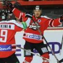 «Донбасс» пробился в четвертьфинал Кубка Гагарина