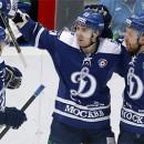 Константин Волков принес победу «Динамо» в пятом матче серии с «Локомотивом»