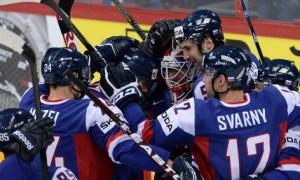 Словакия — Норвегия. ЧМ — 2014. Первая победа для словаков