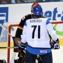 Комаров не чувствует особых изменений после победы на ЧМ