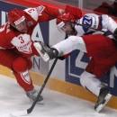 Ненапряжная победа над сборной Дании