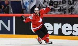 Швейцария победила команду США