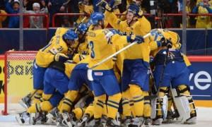 Команда Финляндии продула Швеции