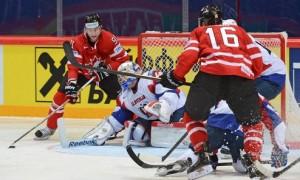 Канада разделала Словению