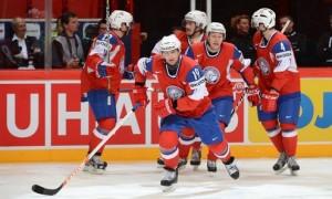 Норвегию победила Беларусь