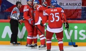 Чехи победили Словению
